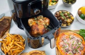 What can you not cook in an air fryer