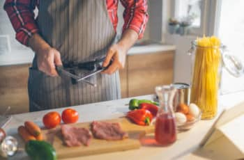best way to sharpen kitchen knives